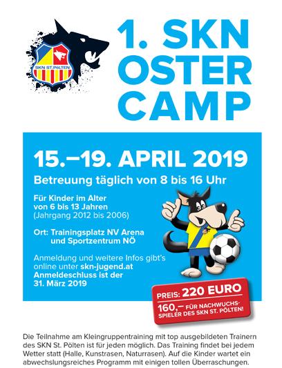 1. SKN Ostercamp