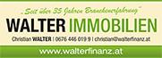 Walter Immobilien u.Finanzdienstleister